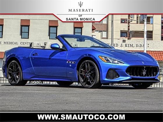 2018 Maserati GranTurismo :17 car images available