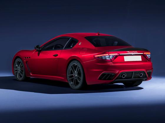 2018 Maserati GranTurismo :2 car images available