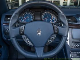 2013 Maserati GranTurismo