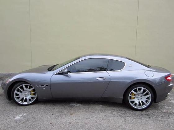 2008 Maserati GranTurismo :18 car images available