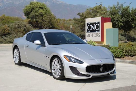 2016 Maserati GranTurismo :24 car images available