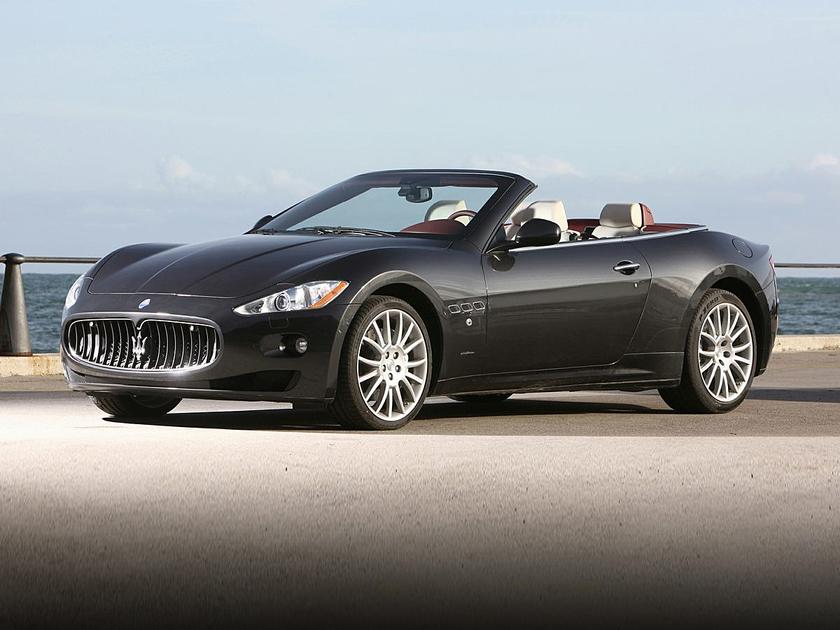 2015 Maserati GranTurismo :3 car images available