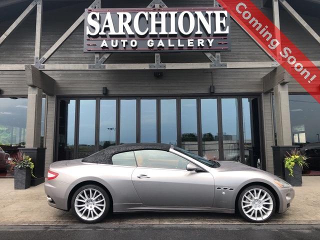 2011 Maserati GranTurismo  : Car has generic photo