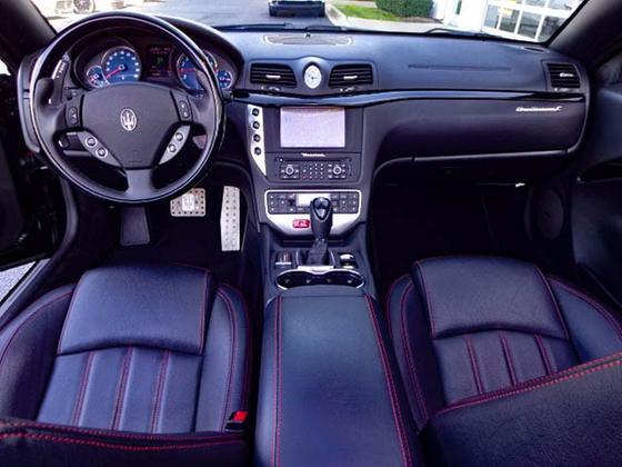 2010 Maserati GranTurismo 4.2