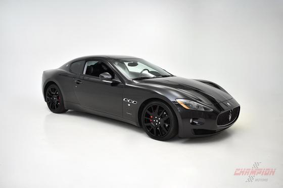 2008 Maserati GranTurismo 4.2:24 car images available