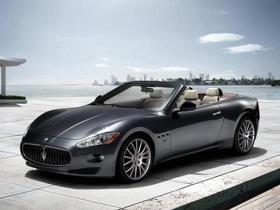 2010 Maserati GranTurismo 4.2 : Car has generic photo