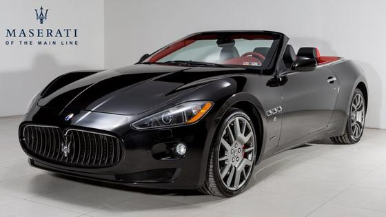 2010 Maserati GranTurismo 4.2:23 car images available