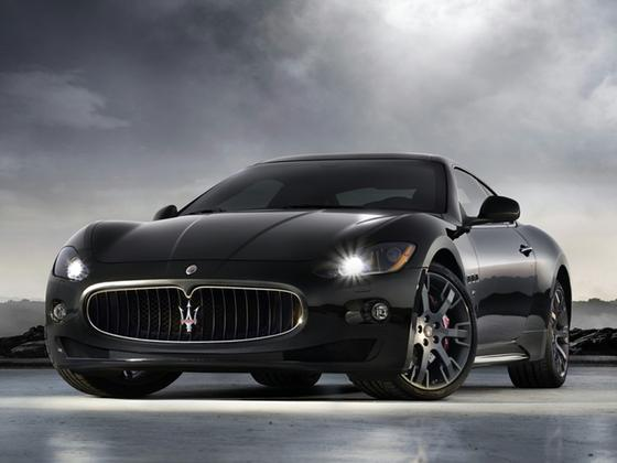 2009 Maserati GranTurismo 4.2 : Car has generic photo