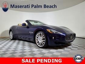 2016 Maserati GranTurismo 4.2:24 car images available