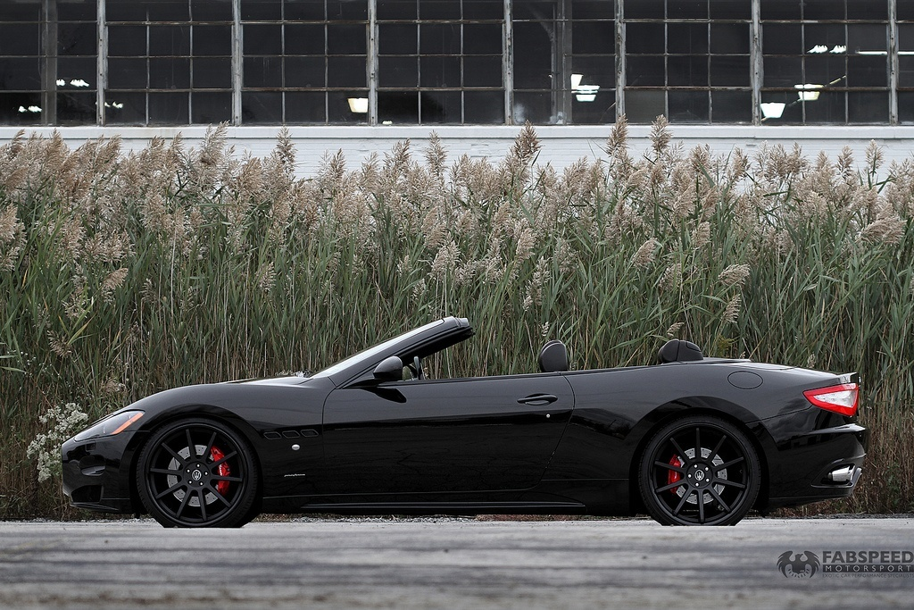 2012 Maserati GranTurismo Convertible:6 car images available