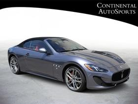 2017 Maserati GranTurismo Convertible:18 car images available