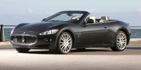 2014 Maserati GranTurismo Convertible : Car has generic photo