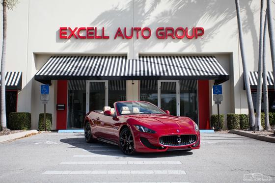 2013 Maserati GranTurismo Convertible:24 car images available