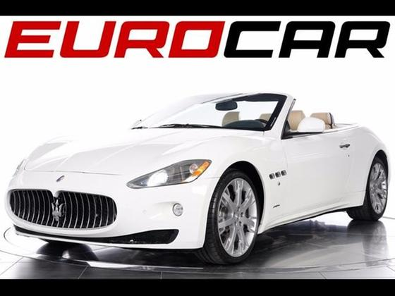 2012 Maserati GranTurismo Convertible:24 car images available
