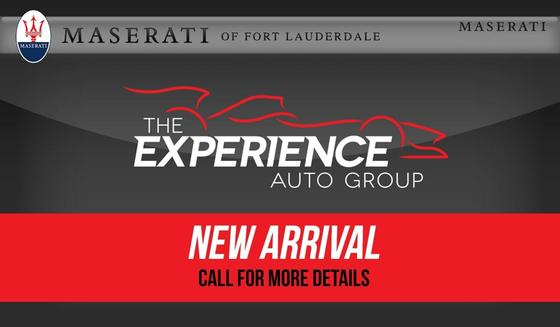 2014 Maserati GranTurismo Convertible : Car has generic photo