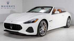 2018 Maserati GranTurismo Convertible:23 car images available