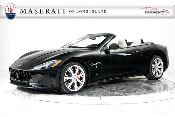 2018 Maserati GranTurismo Convertible:12 car images available