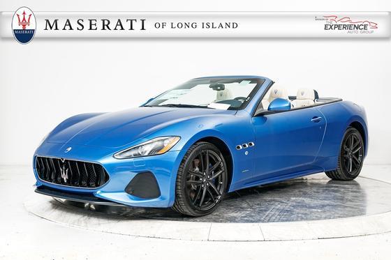 2018 Maserati GranTurismo Convertible:13 car images available