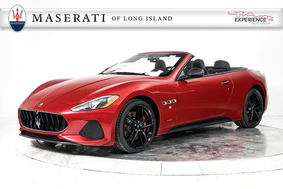 2018 Maserati GranTurismo Convertible:13 car images available