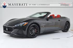 2018 Maserati GranTurismo Convertible:18 car images available