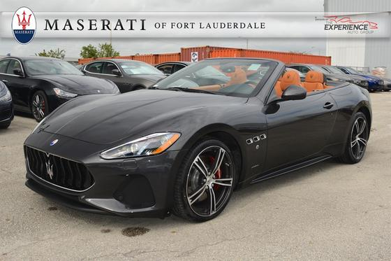2018 Maserati GranTurismo Convertible:14 car images available