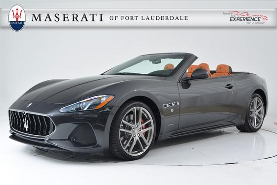 2018 Maserati GranTurismo Convertible:19 car images available