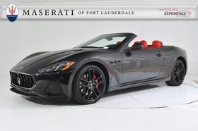 2018 Maserati GranTurismo Convertible:18 car images available