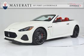 2018 Maserati GranTurismo Convertible:19 car images available