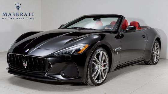 2018 Maserati GranTurismo Convertible:22 car images available
