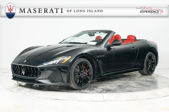 2018 Maserati GranTurismo Convertible:10 car images available