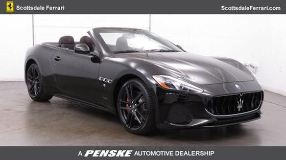2018 Maserati GranTurismo Convertible:24 car images available