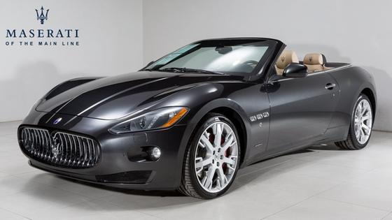 2014 Maserati GranTurismo Convertible:23 car images available