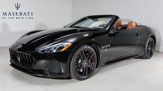 2019 Maserati GranTurismo Convertible:21 car images available