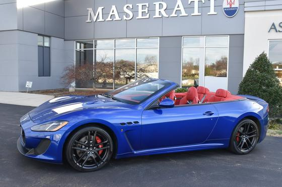 2016 Maserati GranTurismo Convertible:24 car images available