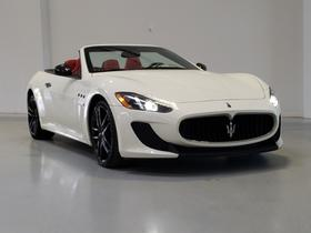 2014 Maserati GranTurismo Convertible:24 car images available