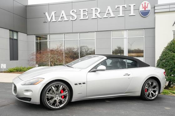 2011 Maserati GranTurismo Convertible:24 car images available