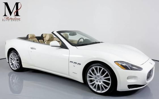 2013 Maserati GranTurismo Convertible:24 car images available