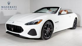 2019 Maserati GranTurismo Convertible:22 car images available