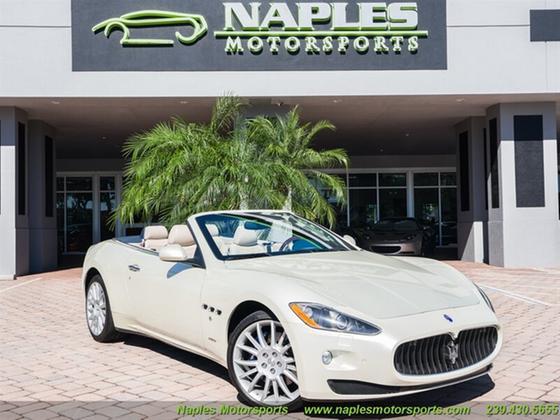 2011 Maserati GranTurismo Convertible:24 car images available