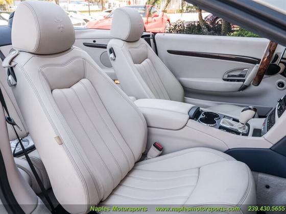 2011 Maserati GranTurismo Convertible
