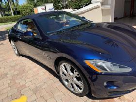2013 Maserati GranTurismo Convertible:4 car images available