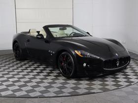 2012 Maserati GranTurismo Convertible:24 car images available