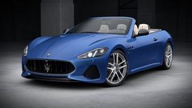 2019 Maserati GranTurismo Convertible:3 car images available