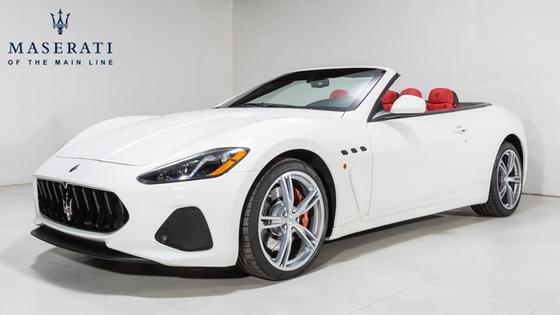 2019 Maserati GranTurismo Convertible:23 car images available