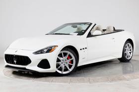 2019 Maserati GranTurismo Convertible:13 car images available