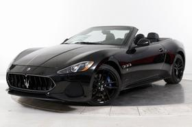 2019 Maserati GranTurismo Convertible:15 car images available