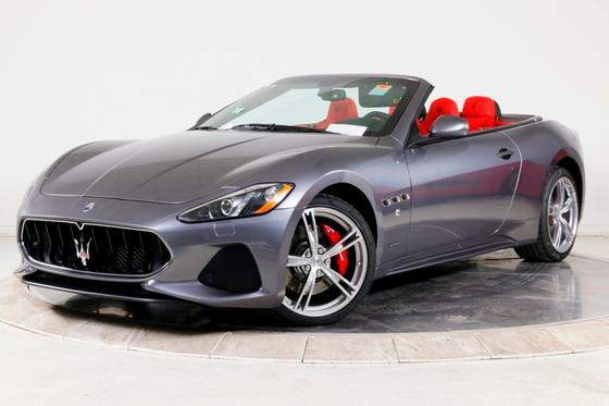 2019 Maserati GranTurismo Convertible:14 car images available