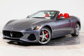 2019 Maserati GranTurismo Convertible:14 car images available