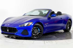 2019 Maserati GranTurismo Convertible:13 car images available