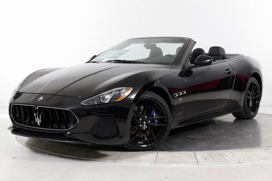 2019 Maserati GranTurismo Convertible:15 car images available